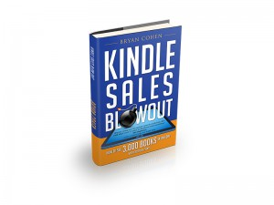 Kindle Sales Blowout: How to Sell 3,000 Books in One Day With Facebook Events